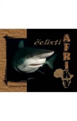 Čelisti Afriky + DVD - Jaroněk Richard