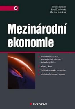 Mezinárodní ekonomie - Neumann Pavel a koleltiv