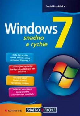 Windows 7 - snadno a rychle - Procházka David