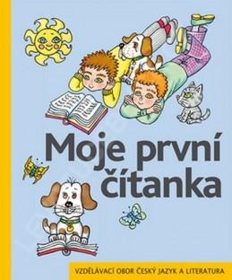 Moje první čítanka pro 1. ročník ZŠ - Žáček Jiří, Zmatlíková Helena,