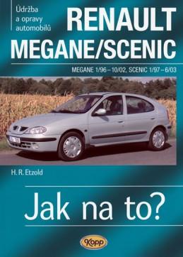 Renault Megane/Scenic - 1/96-6/03 - Jak na to? - 32. - Etzold Hans-Rudiger Dr.