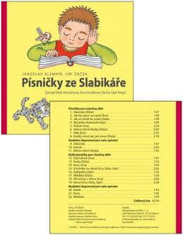 Písničky ze slabikáře Jiřího Žáčka - CD - kolektiv autorů