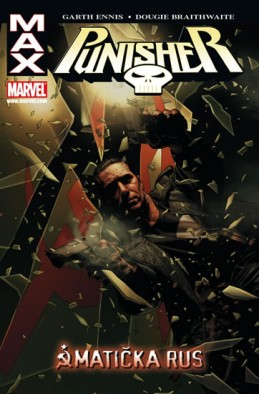 Punisher Max 3 - Matička Rus - Ennis Garth, Fernandez Leandro