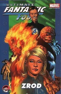 Ultimate Fantastic Four 1 - Zrod - Bendis Brian Michael