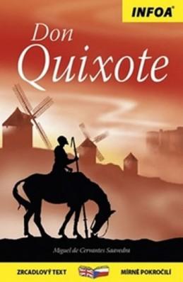 Don Quichot / Don Quixotet - Zrcadlová četba - de Cervantes Miguel