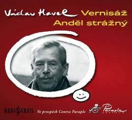 Vernisáž / Anděl strážný - CD - Havel Václav