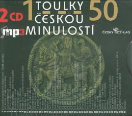 Toulky českou minulostí 1-50 - 2 CDmp3 - neuveden