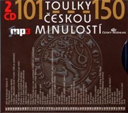 Toulky českou minulostí 101-150 - 2CD/mp3 - kolektiv autorů
