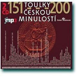 Toulky českou minulostí 151-200 - 2CD/mp3 - kolektiv autorů