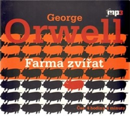 Farma zvířat - CD - Orwell George