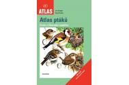 Atlas ptáků České a Slovenské republiky - 2. vydání
