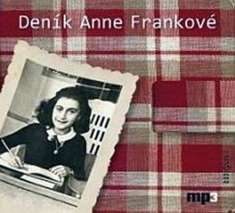 Deník Anne Frankové - CD mp3 - Franková Anne