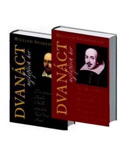 Dvanáct nejlepších her 1+2 - komplet - Shakespeare William