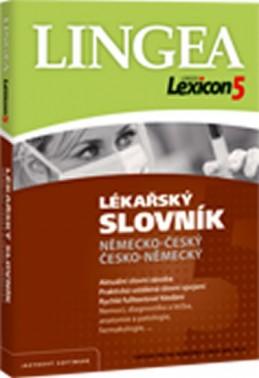 Lexicon 5 Německý lékařský slovník - CD ROM - neuveden