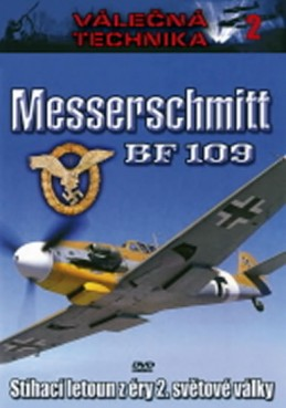 Messerschmitt BF109 - Válečná technika 2 - DVD - neuveden