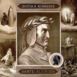Božská komedie - CD - Alighieri Dante