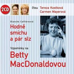 Hodně smíchu a pár slz - 2 CD (Tereza Kostková, Carmen Mayerová) - Caffiere Blanche
