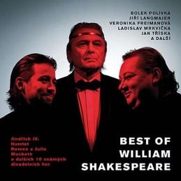 Best Of William Shakespeare - 2 CD - kolektiv