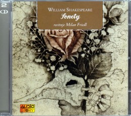 Sonety - William Shakespeare - CD - Shakespeare William