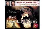 Pes baskervillský - 3CD