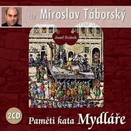 Paměti kata Mydláře - 2CD - Svátek Josef