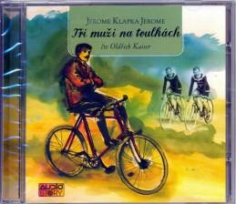 Tři muži na toulkách - CD - Jerome Klapka Jerome