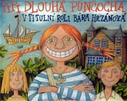 Pipi Dlouhá Punčocha - Škápíková Jitka