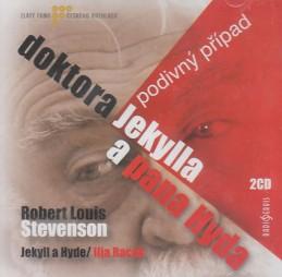 Podivný případ dokt.Jekylla a p.Hyda- CD - Stevenson Robert Louis