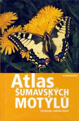 Atlas šumavských motýlů - Novák Ivo, Havel Ladislav,