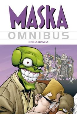 Maska - Omnibus - Kniha druhá - Arcudi a kolektiv John
