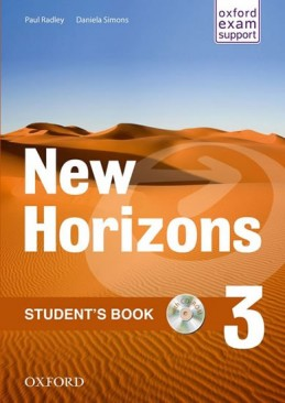 New Horizons 3 Students´s Book with CD pack - Radley Paul