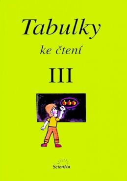 Tabulky ke čtení III - 2. vydání - Linc Vladimír