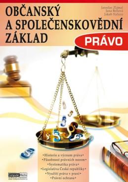 Právo - Občanský a společenskovědní základ - Zlámal Jaroslav a kolektiv