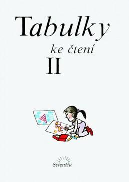 Tabulky ke čtení II - 2. vydání - Linc Vladimír