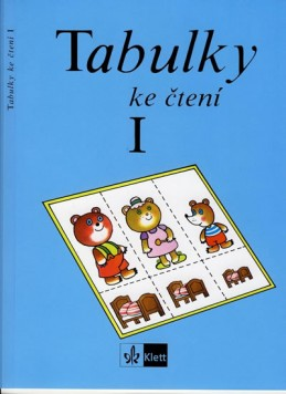 Tabulky ke čtení I - 2. vydání - Linc Vladimír