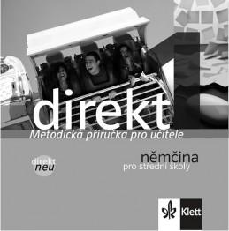 Direkt 1 neu - metodická příručka pro učitele - CD - Motta G., Čwikowska B., Vomáčková O.