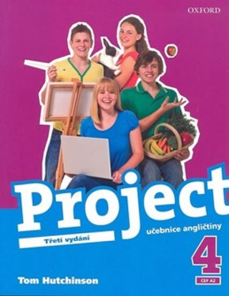 Project the Third Edition 4 Student´s Book CZ - Hutchinson Tom