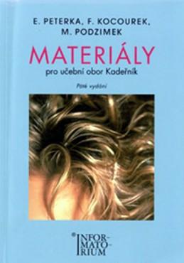 Materiály pro učební obor Kadeřník - 5. vydání - Peterka a spol.