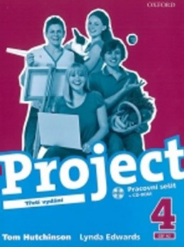 Project the Third Edition 4 Workbook CZ - Hutchinson Tom