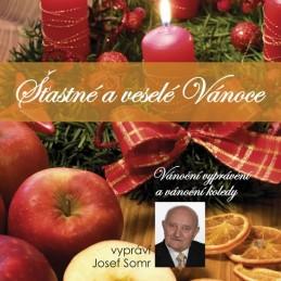Šťastné a veselé Vánoce - CD - neuveden