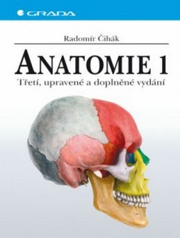 Anatomie 1 - 3. vydání - Čihák Radomír