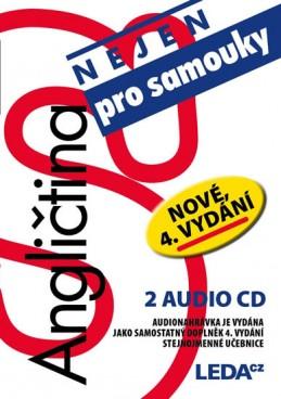 Angličtina (nejen) pro samouky - 2 audio CD - Kollmannová Ludmila