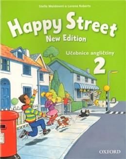 Happy Street New Edition 2 Učebnice angličtiny - Maidment Stella