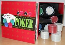 Poker - dárková krabička - neuveden
