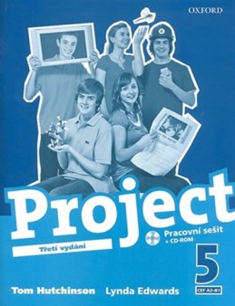Project the Third Edition 5 Workbook CZ - Hutchinson Tom
