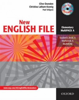 New English File Elementary Multipack A - Oxenden Clive