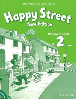 Happy Street New Edition 2 Activity Book and MultiROM Pack CZ - Maidment Stella