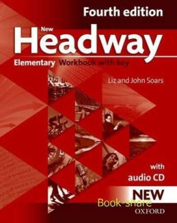 New Headway Fourth Edition Elementary Student´s Book + iTutor DVD CZ - Soars John and Liz