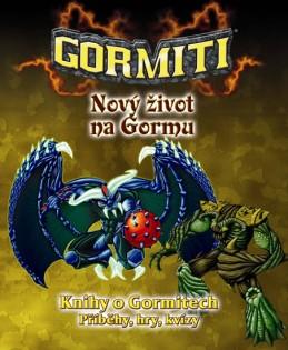 Gormiti 2 - Nový život na Gormu + karty - neuveden