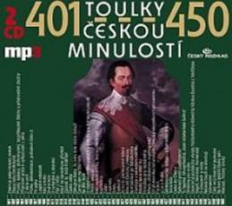 Toulky českou minulostí 401-450 - 2CD/mp3 - kolektiv autorů